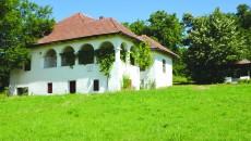 Conacul din Butoiești, în care a trăit  Constantin Rădulescu-Motru (Foto: Claudiu Tudor)