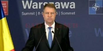 Președintele României, Klaus Iohannis (Foto: B1.ro)