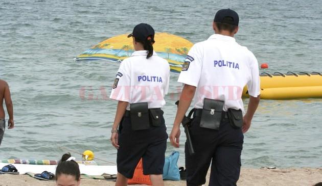 litoral-politisti-plaja