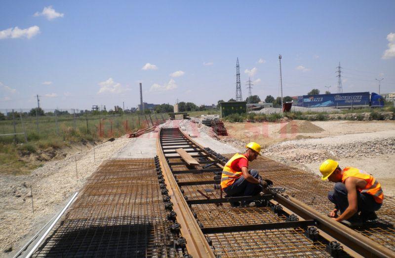 CFR SA a anunțat câștigătorii licitației pentru reabilitarea a 15 poduri și podețe din sudul țării