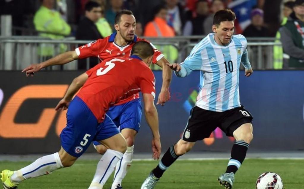 Messi a anunțat după meciul cu Chile că renunță la naționala Argetinei