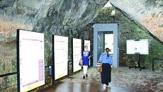 Muzeul este deschis turiştilor