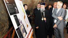 Guvernatorul BNR Mugur Isărescu a aprobat fondurile  pentru construirea muzeului (Foto: Eugen Măruţă)