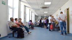 Pentru a beneficia de servicii medicale în Policlinica SJU, pacienții trebuie să își facă programare cu cel puțin 24 de ore lucrătoare înainte de data dorită (FOTO: Bogdan Grosu)