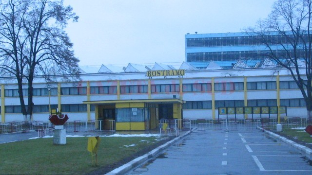 Rostramo, fosta fabrică de mobilă a oraşului
