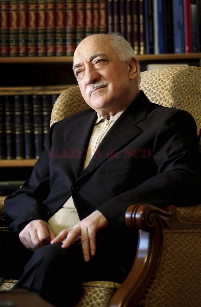 Fethullah Gulen se află în exil autoimpus în Statele Unite şi este stabilit în Pennyslvania din anul 1999 (FOTO: www.businessinsider.com)
