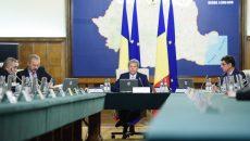 Rectificarea bugetară urmează să fie aprobată de executiv (FOTO: gov.ro)