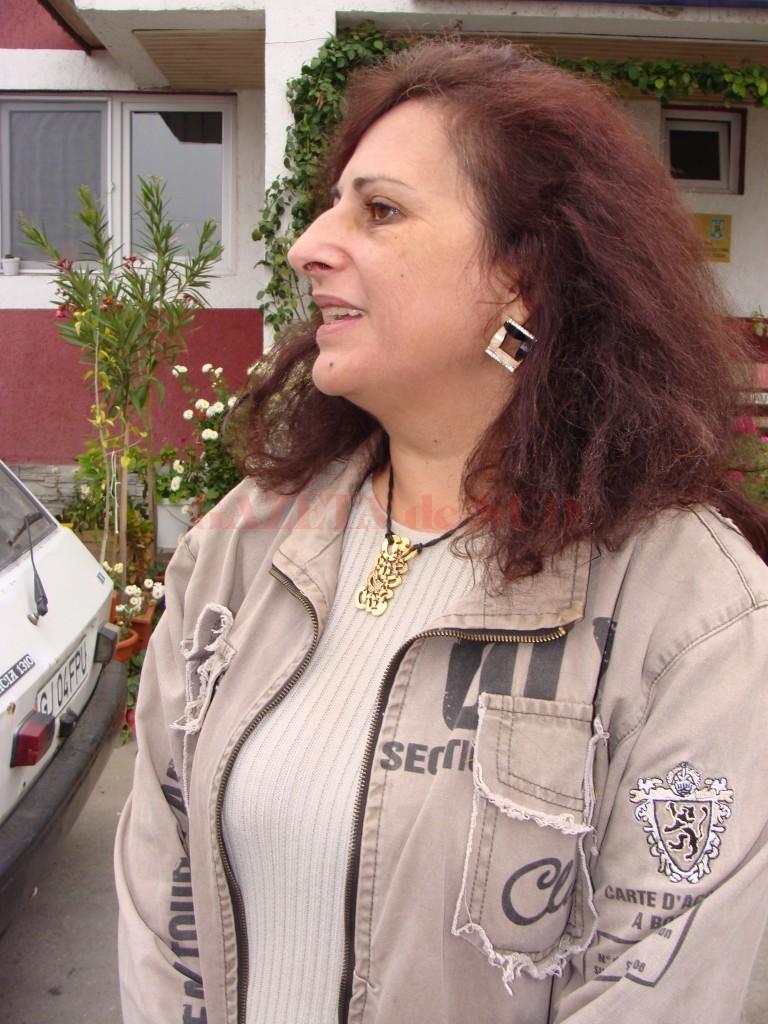 Teodora Ciobanu, fosta şefă a Direcției Publice de Protecție Socială (DPPS)