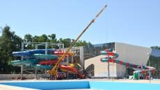 Primăria cere prelungirea contractului de finanţare pentru Water Park până în aprilie 2017 (FOTO: GdS)
