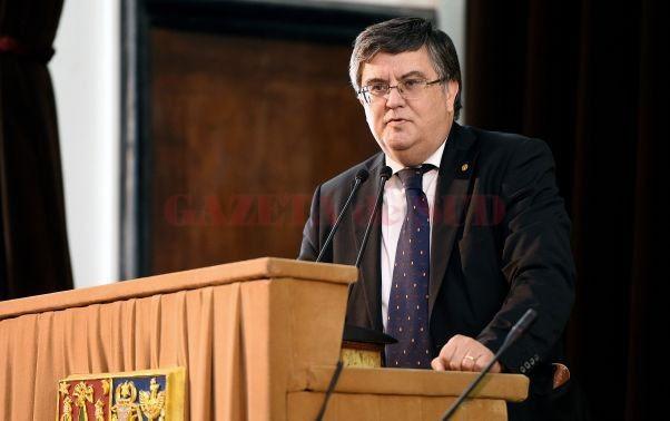 Mircea Dumitru, ministrul Educației (Foto: evz.ro)