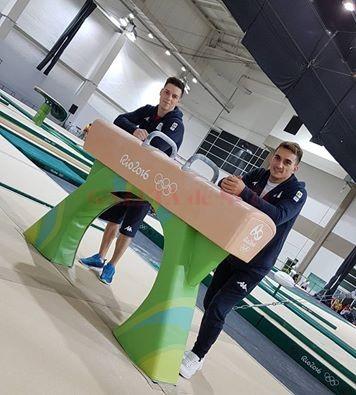 Andrei Muntean s-a calificat în finală la paralele, iar Marian Drăgulescu, în finală la sărituri