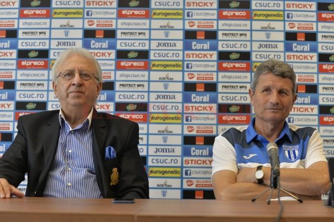 Marcel Popescu şi Gigi Mulţescu îşi doresc victorii pe toate planurile