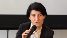 Ministrul pentru Consultare Publică şi Dialog Civic, Violeta Alexandru