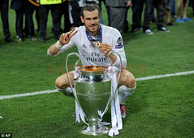 """Gareth Bale și-a prelungit contractul cu """"galacticii"""""""