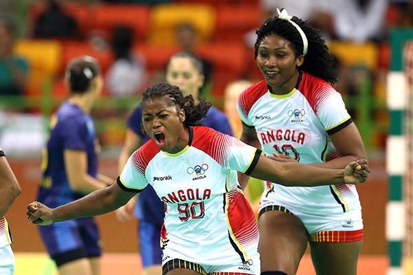 Angola a obţinut o victorie mare în faţa României (foto: IHF)