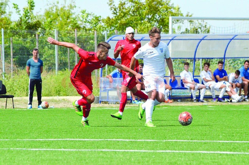 Alb-albaştrii nu au reuşit să deranjeze prea tare defensivele lui Dinamo ()