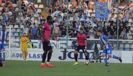 Alin Manea a desfăcut defensiva Viitorului pentru golul lui Bancu (foto: Alexandru Vîrtosu)