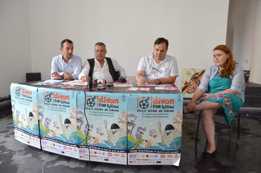 """Ediţia a VII-a a Divanului Degustătorilor de Film şi Artă Culinară se va desfăşura sub genericul """"Poveşti urbane din Balcani"""" (FOTO: Claudiu Tudor)"""