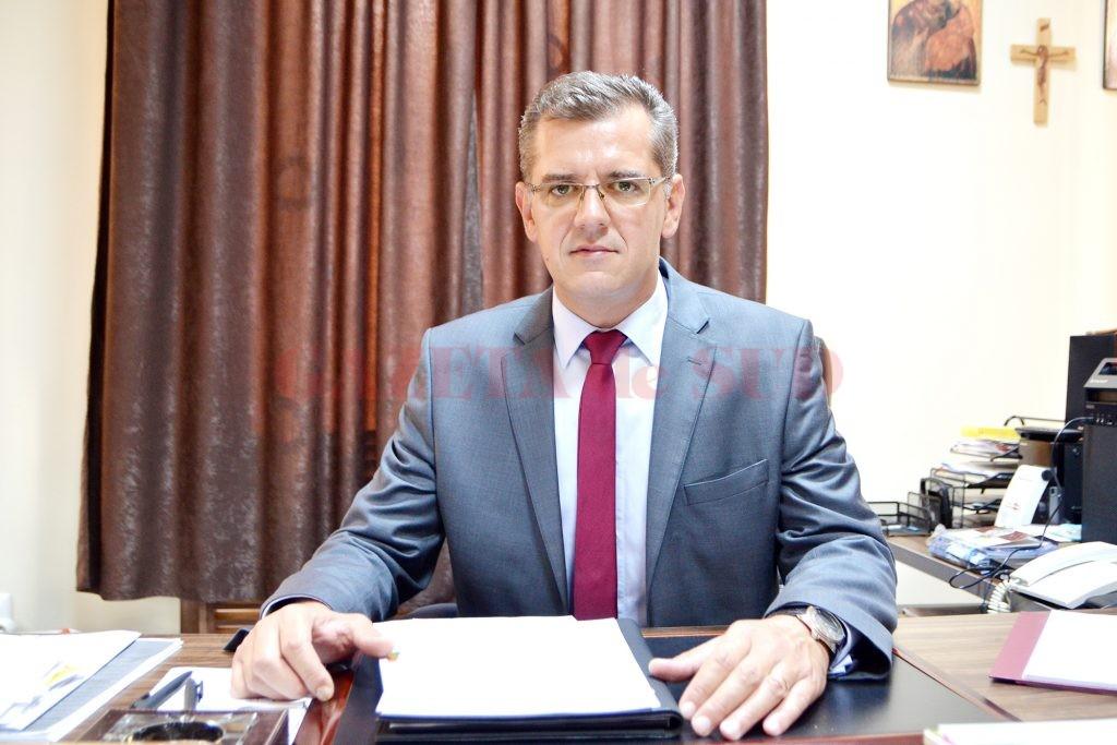 Florin Stancu, director DGASPC Dolj