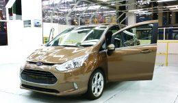 Deși Ford nu a realizat producția promisă de B-Max la Craiova, compania a mai cerut ajutor de stat pentru noul model  EcoSport pe care intenționează să-l producă și la Craiova (Foto: arhiva GdS)