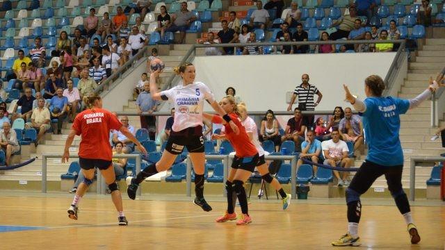 Jelena Trifunovic în acțiune