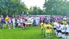 Micuţii fotbalişti olteni s-au întrecut  în cadrul Cupei de Vară