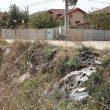 Canalul de protecție împotriva inundațiilor, transformat în groapă de gunoi (Foto: GdS)