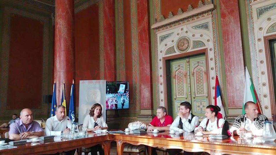 Participare redusă la Festivalul de Folclor (Foto: Eugen Măruţă)