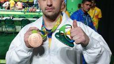 Gabriel Sîncrăian este aproape de a pierde medalia de bronz (foto: Prosport)