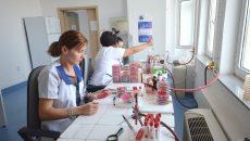 Laboratorul SJU a obţinut acreditarea RENAR după ce a fost renovat de Consiliul Judeţean Dolj (FOTO: Claudiu Tudor)