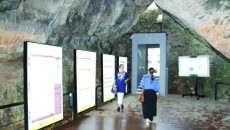 Muzeul Tezaurului a fost inaugurat săptămâna trecută