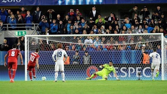 penalti Sevilla