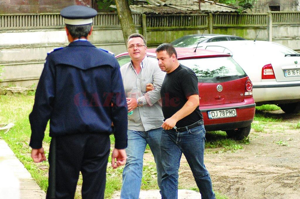 Condamnat definitiv în două dosare penale, omul de afaceri Samir Sprînceană a formulat mai multe cereri de eliberare condiționată din Penitenciarul Pelendava (Foto: arhiva GdS)