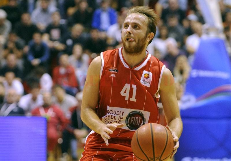 Marko Marinovic va evolua în sezonul următor la SCM-U Craiova