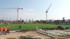 Stadionul Municipal are nevoie şi de bani de la comunitatea locală (Foto: Eugen Măruţă)