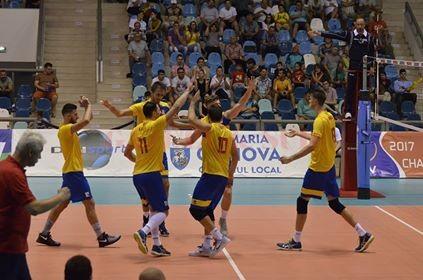 Echipa antrenată de craioveanul Dan Pascu a făcut un prim pas în drumul spre turneul final al CampionatuluI European (foto: Alexandru Vîrtosu)