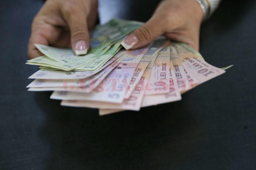 Dacă se aprobă, noile reglementări fiscale ar putea lăsa mai mulți bani la dispoziția firmelor care fac investiții (FOTO: arhiva GdS)