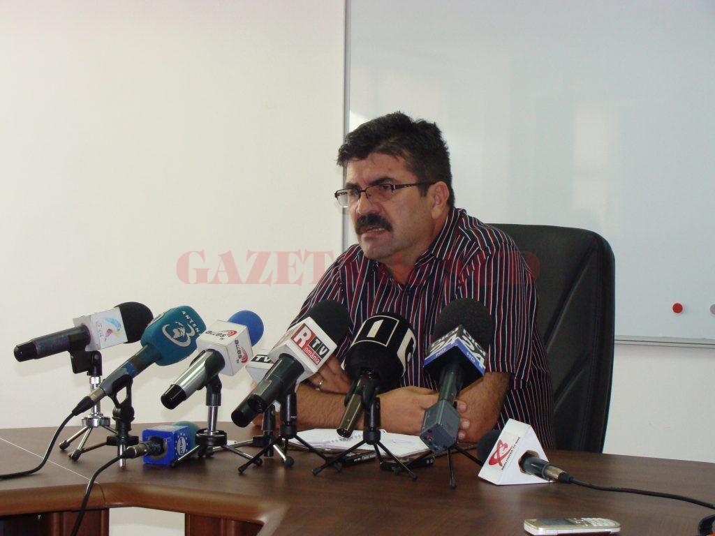 Laurenţiu Ciurel, fostul manager al Complexului Energetic Oltenia