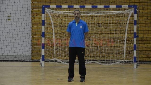Grigore Albici - antrenor secund
