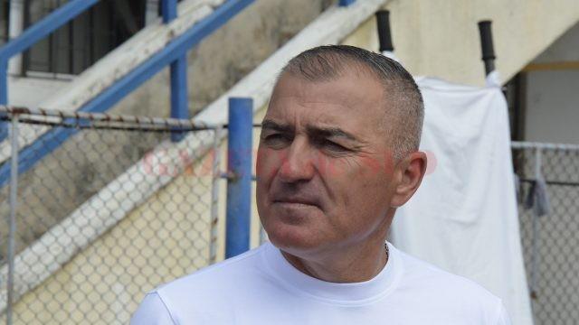 Petre Grigoraș crede că pandurii săi pot obține un rezultat pozitiv la Mediaș (Foto: Alexandru Vîrtosu)