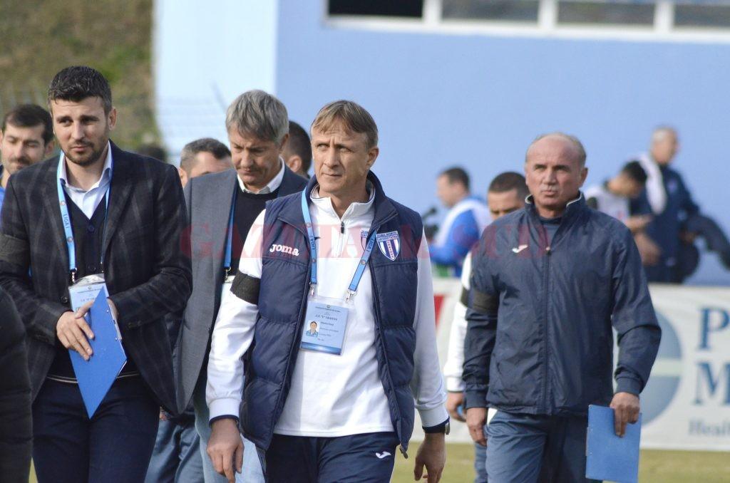 """Emil Săndoi şi Adrian Popescu revin pe """"Extensiv"""" în calitate de adversari (Foto: Alexandru Vîrtosu)"""
