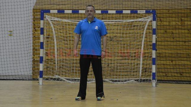 Bogdan Burcea  - antrenor principal