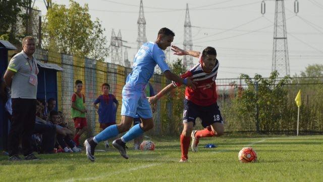 Daniel Bălașa este optimist în privința meciului de la Pitești (foto: Alexandru Vîrtosu)