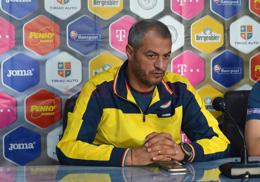 Dulca și-a propus șase puncte din meciurile cu Luxemburg și Danemarca (foto: frf.ro)