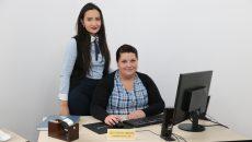"""Eliza și Anamaria, un duo magic al companiei UNIC"" - Eliza Stefania Iordache si Ana Maria Bleaje"