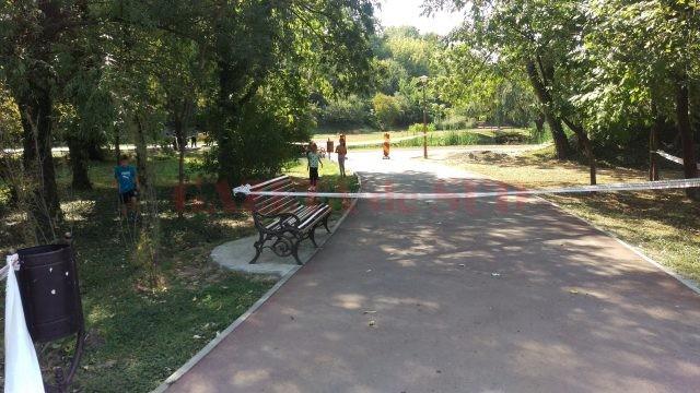 Grădina Botanică va fi deschisă în totalitate începând de mâine, când se va face recepția pistei de alergare
