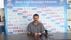 Marius Barcan a dat asigurări că SCM va continua cu toate cele patru echipe-prim divizionare (foto: Lucian Anghel)