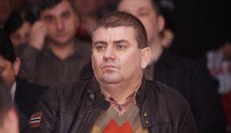 Vasile Moşoiu, fostul primar al comunei Drăguţeşti