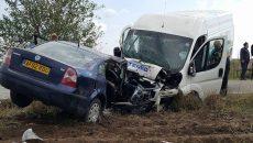 Șoferul autoturismului VW Passat și-a pierdut viața în urma accidentului procurs ieri pe DJ 561