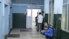 În Secția de Terapie Intensivă de la etajul trei al Spitalului Judeţean de Urgenţă  din Craiova au fost descoperiți germeni peste limita admisă (Foto: Arhiva GdS)